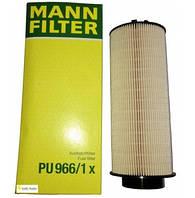 Фильтр топливный (смен.элем.) DAF CF 75, CF 85, XF 105, ОЕ 1616361 MANN-FILTER PU966/1x