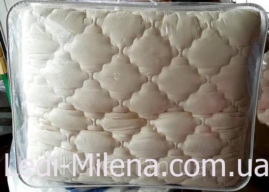 Теплое зимнее двухспальное бамбуковое одеяло микрофибра, фото 2