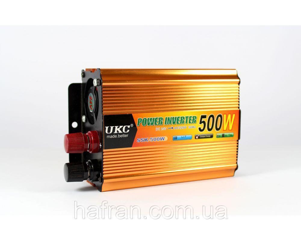 Преобразователь AC/DC SSK 500W 24V