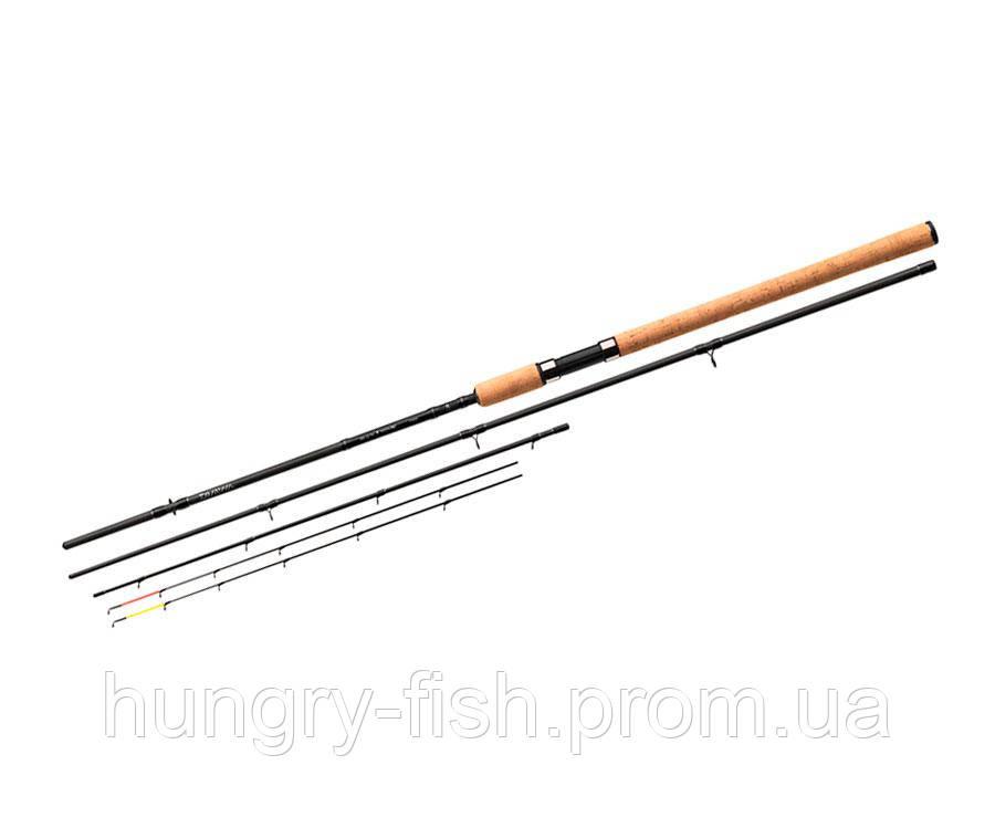 Фидерное удилище Daiwa Black Widow Feeder 3.60м 150г
