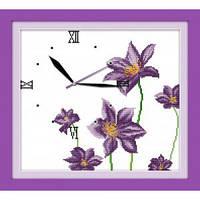 """Годинник """"Квітковий аромат"""" 38х35см 14СТ"""
