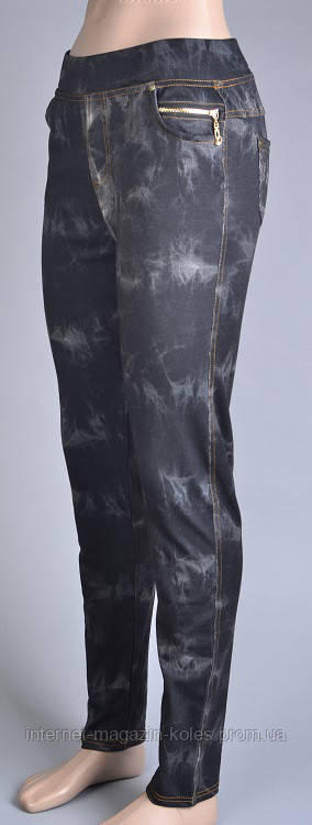 Молодежные лосины под джинс, фото 2
