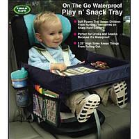 Столик для авто кресла play snack tray, фото 1