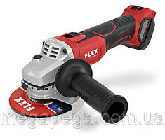 FLEX L 125 18.0-EC Аккумуляторная угловая шлифовальная машина ACCUFLEX 18,0 В, 125 мм