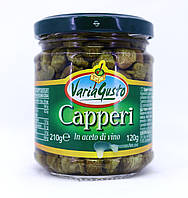 Консервированные каперсы Capperi Varia Gusto 210г