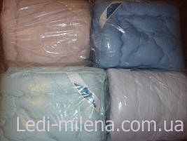 Зимнее бамбуковое одеяло евро размер микрофибра, фото 2