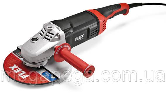 FLEX L 26-6 230 Угловая шлифовальная машина T-Rex на 2600 Вт с колоссальным запасом мощности, 230 мм