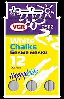 "Крейда біла ""VGR"" 12 шт.  25112 для асфальту"