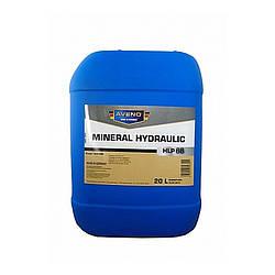 Минеральное гидравлическое масло Aveno Mineral Hydraulic HLP 68 20 литров