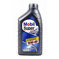 Моторное масло Mobil Super 2000 X1 10W-40 1L (150562)