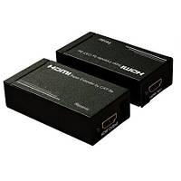 Удлинитель (передатчик) по одной витой паре HDMI Extender 30