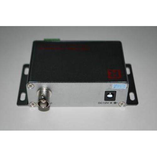 Активный передатчик по витой паре VT02T
