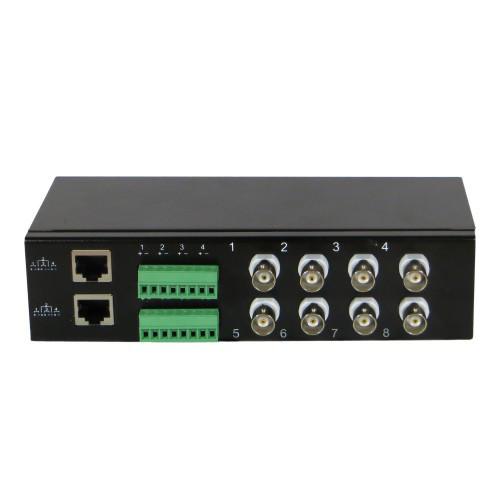 8-ми канальный пассивный HD приемник VT-08HD