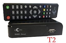 T2 Ресивер (тюнер) приставка IPTV DVB-T2 UClan HD SE Internet +