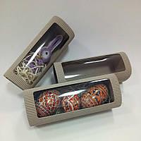 Коробка «Сундук» с окном, фото 1