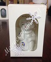 Коробка для подарков, новогодних игрушек с окном