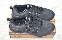 Кроссовки подростковые Bona 660D-2 чёрные текстиль, фото 1