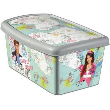 Ящик для хранения High School Musical, Curver 176293, фото 2