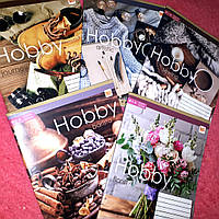 Тетрадь 96 листов клетка HOBBY TIME-18
