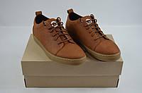 Туфли мужские кожа коричневые на шнурках 5570