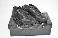 Туфли мужские демисезонные кожа чёрные Detta Studio  750