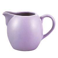 Молочник керамический Лиловый 250мл Fissman (MP-9347.250)