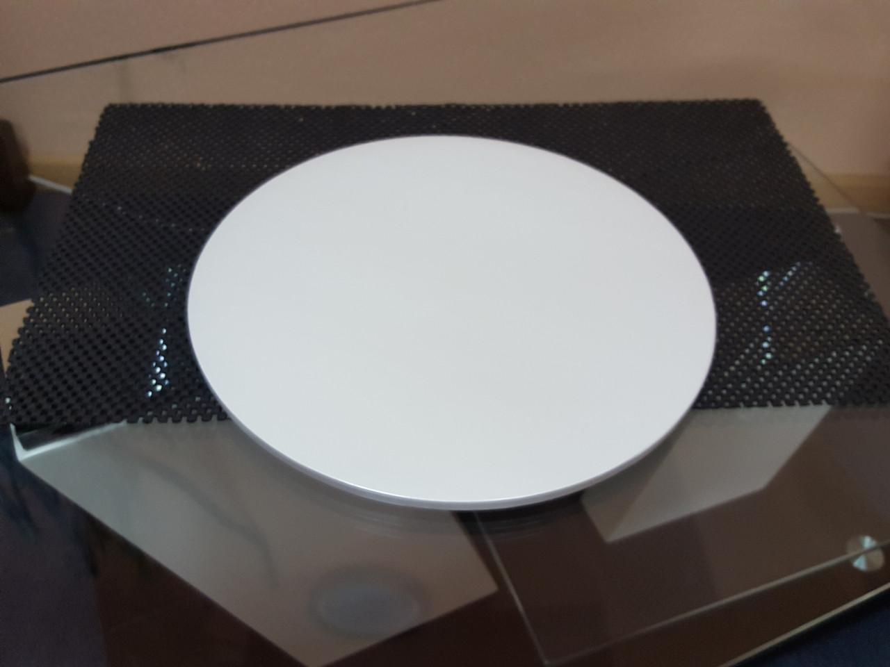 Підкладка під торти ущільнена біла (8мм) Д-35