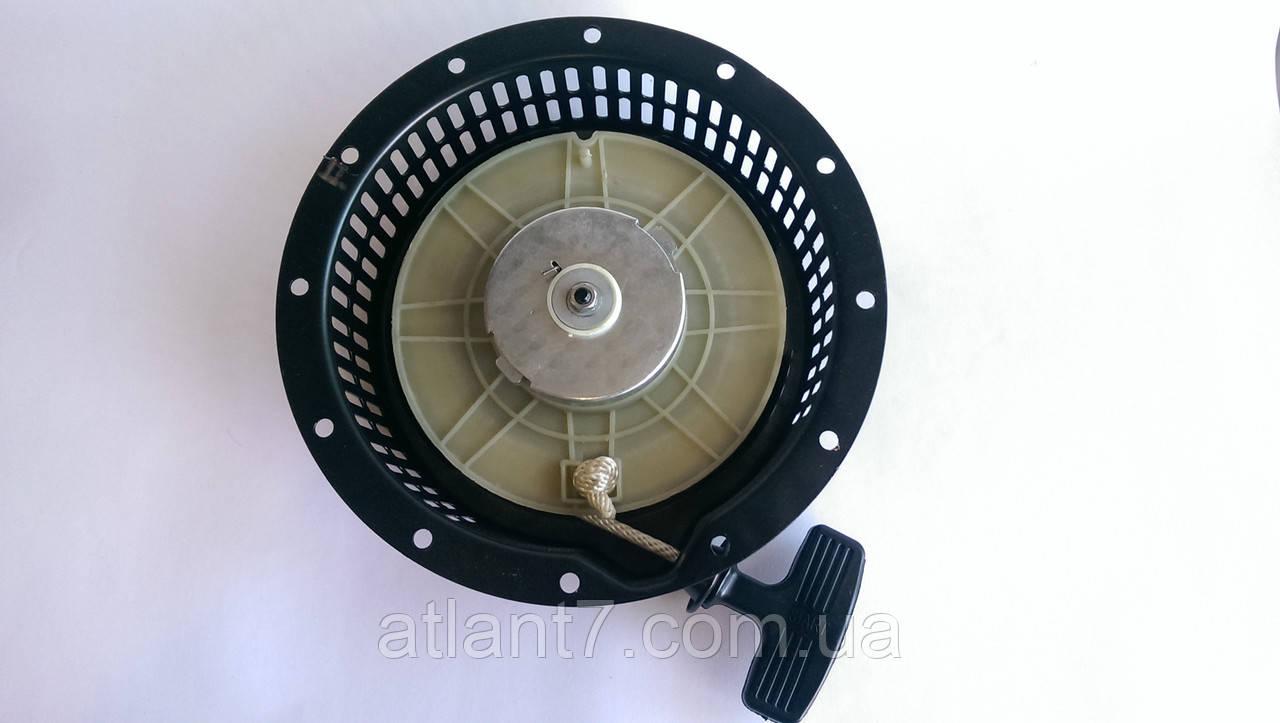 Ручной стартер для мотоблока с дизельным двигателем 9 л.с. 186f
