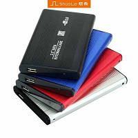 """Внешний карман SATA для HDD 2.5"""" USB 2.0 в наличии Shuole"""
