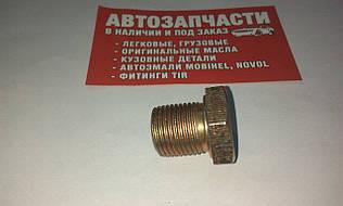 Заглушка різьбова М18х1.5 (піддон ГАЗ)