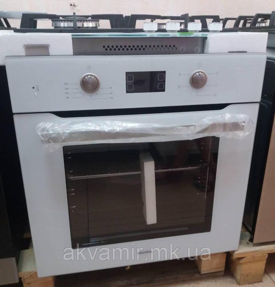 Духовой шкаф INTERLINE HK 560 WH встраиваемый электрический