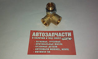 Тройник угловой М16х1.5 Camozzi