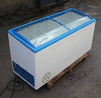"Морозильний лар ""CRYSTAL"" venus 56 SGL (Європа), 500 Л. Бу, фото 1"