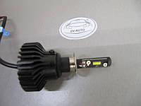 LED авто лампы GV-X5  ZЕЅ - H3 - альтернатива ксенону, фото 1