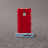 Накладка Nillkin Super Frosted Shield Nokia Lumia 620 pink EAN/UPC: 695647325517, фото 2