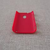 Накладка Nillkin Super Frosted Shield Nokia Lumia 620 pink EAN/UPC: 695647325517, фото 4