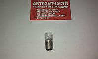 Лампа 24V 5W 2 контакта + и - пр-во Osram