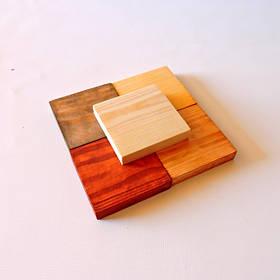 Деревянная основа для декорирования 8х8 тип1
