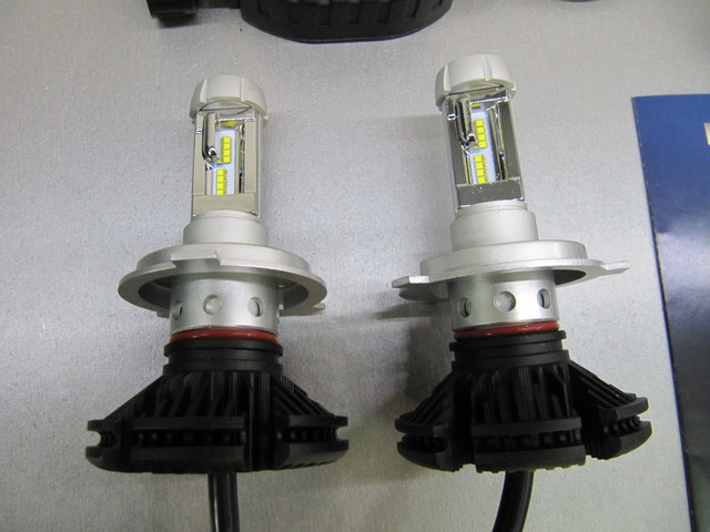 LED лампы H4