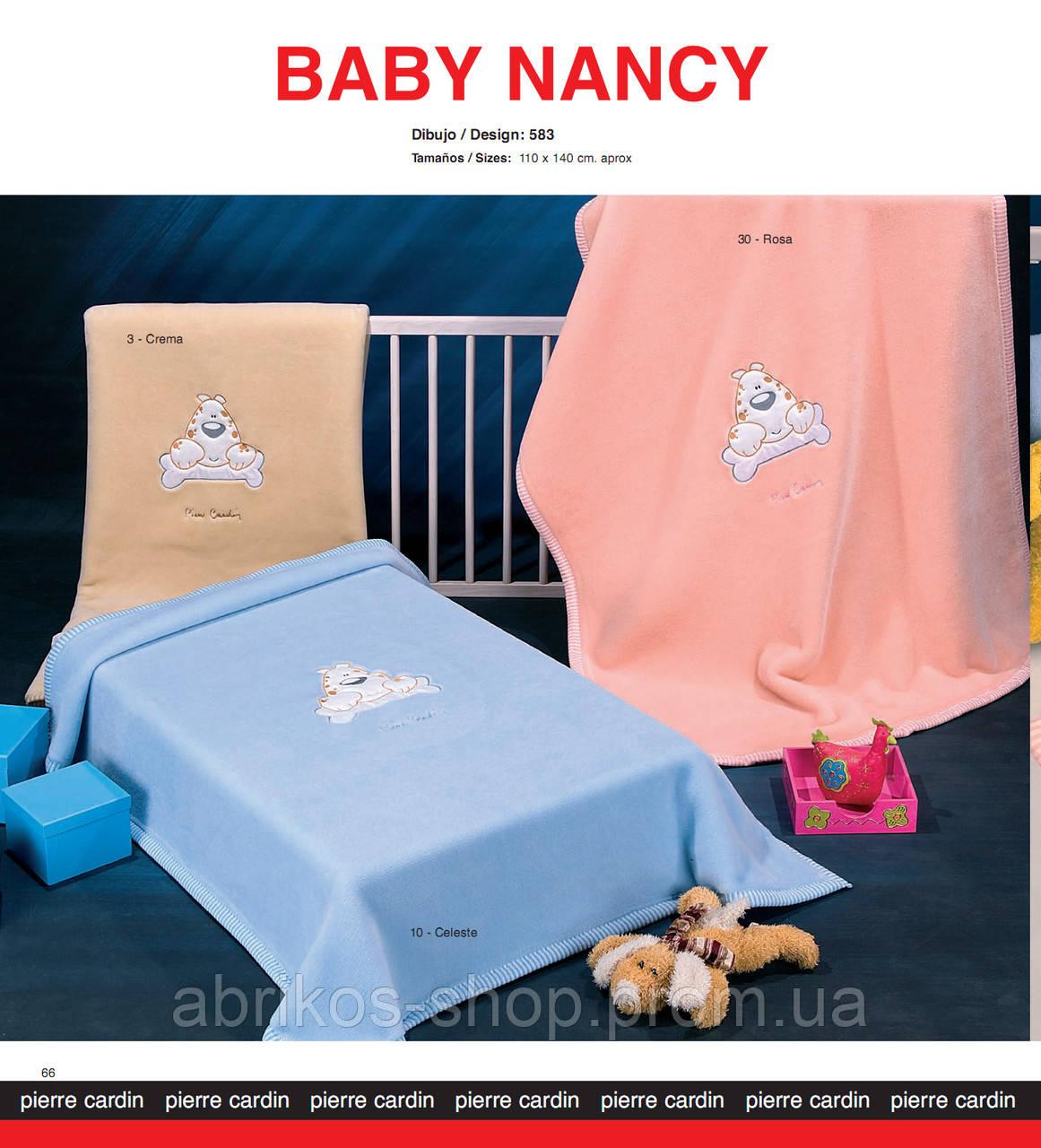 Детское одеяло - плед  Вaby Nancy   ( Испания )