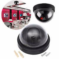 Купольная камера видеонаблюдения муляж обманка, фото 1