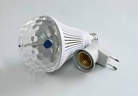 Вращающаяся диско-лампа LY-399 «LED FULL COLOR»