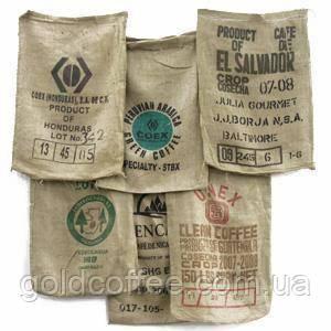 Мешки из-под кофе, мешковина