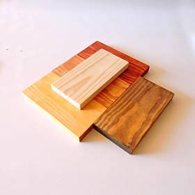 Деревянная основа для декорирования 8х16 тип1