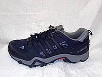 Мужские кроссовки Adidas Terrex Gore-tex Swft R синие
