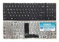 Оригинальная клавиатура для Toshiba Satellite C50-B, C50D-B, C55D-B series, black, ru