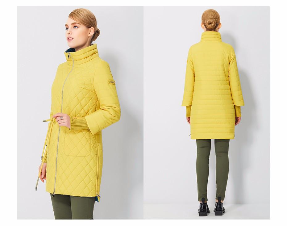 Демисезонная парка.Женская весенняя куртка.АртД1078