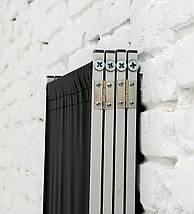 Ширма косметологическая черная 200х180см, фото 3