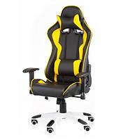Компьютерное игровое кресло Special4You ExtremeRace blacky/yellow