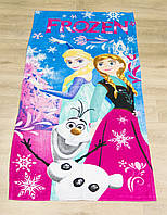 Полотенце детское пляжное Frozen